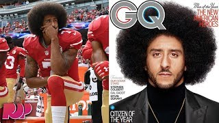"""GQ Names Colin Kaepernick As """"Citizen Of The Year"""""""