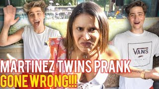 Martinez Twins Prank! (We Threw Them in The Pool)!!!! | The Royalty Family