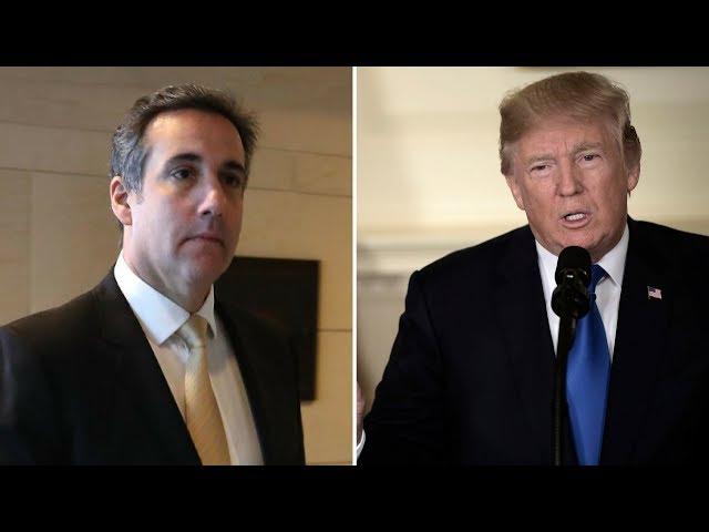 Michael Cohen khai gì với Robert Mueller về Tổng Thống Trump?