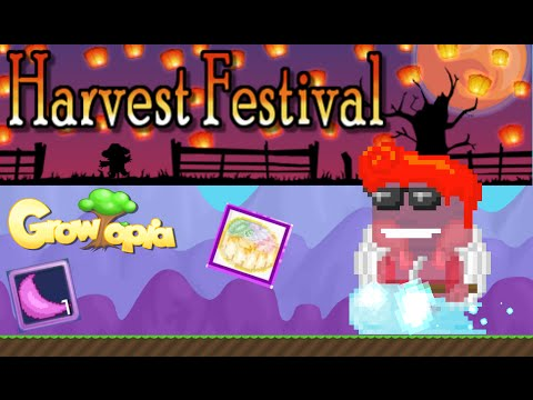 Access youtube growtopia harvest festival special balance mooncake and recipes forumfinder Images