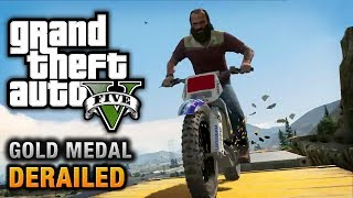 GTA 5 - Mission #53 - Derailed [100% Gold Medal Walkthrough]