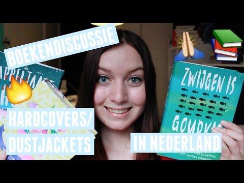 HARDCOVERS / DUSTJACKETS IN NEDERLAND - BOEKENDISCUSSIE | Fleurine & Boeken