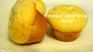 Easy Brazilian Cheese Bread Recipe Or Cheese Puffs (Naturally Gluten Free)