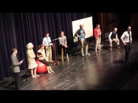 Benet Academy Teachers Skit 2015