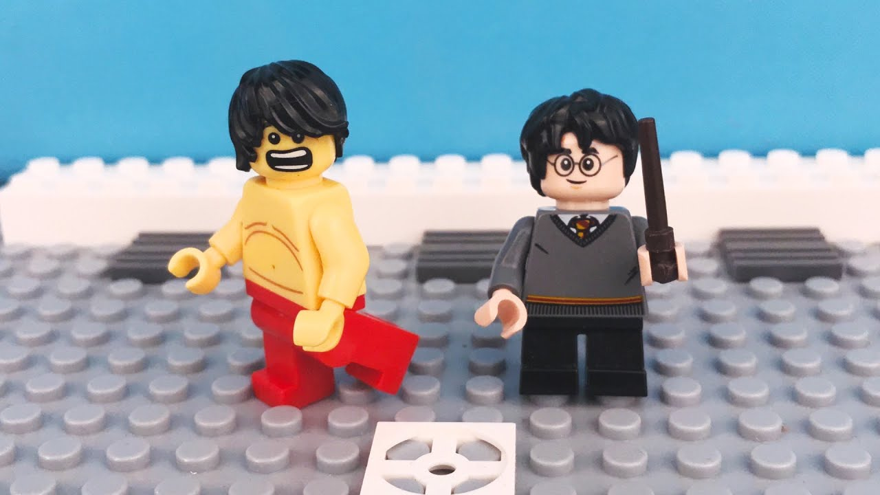 Harry Potter Lego Holy Toilet