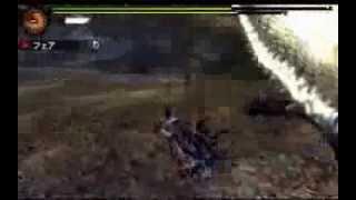 Repeat youtube video 【MH4】時間切れ後にモンスターを倒したら・・・