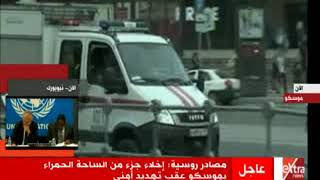 فيديو.. عمرو الديب يكشف أسباب إغلاق الساحة الحمراء بموسكو