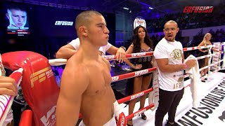 Nabil Haryouli vs Lorenzo Geurink Full Fight
