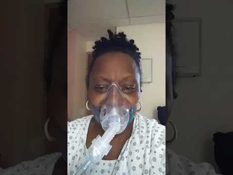 RANT- New York City Housing Authority-BLACK MOLD 😡 pneumonia in Resident lung Pt.9 10-2018