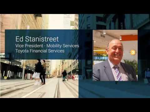 Ed Stanistreet (Toyota) at M15 Sydney 2019
