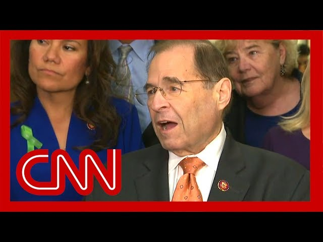 Jerry Nadler: William Barr wont testify because he is terrified