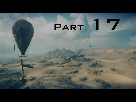 Mad Max Walkthrough Part 17 - Parch Moon (PC Let's Play Gameplay Commentary)