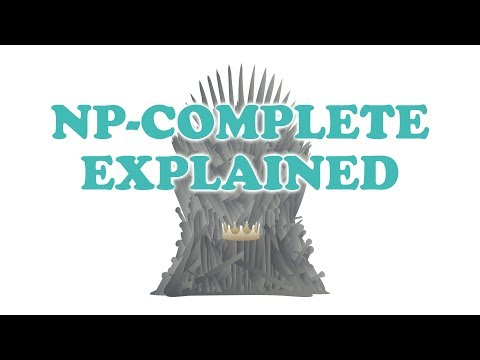 NP-Complete Explained (Cook-Levin Theorem)