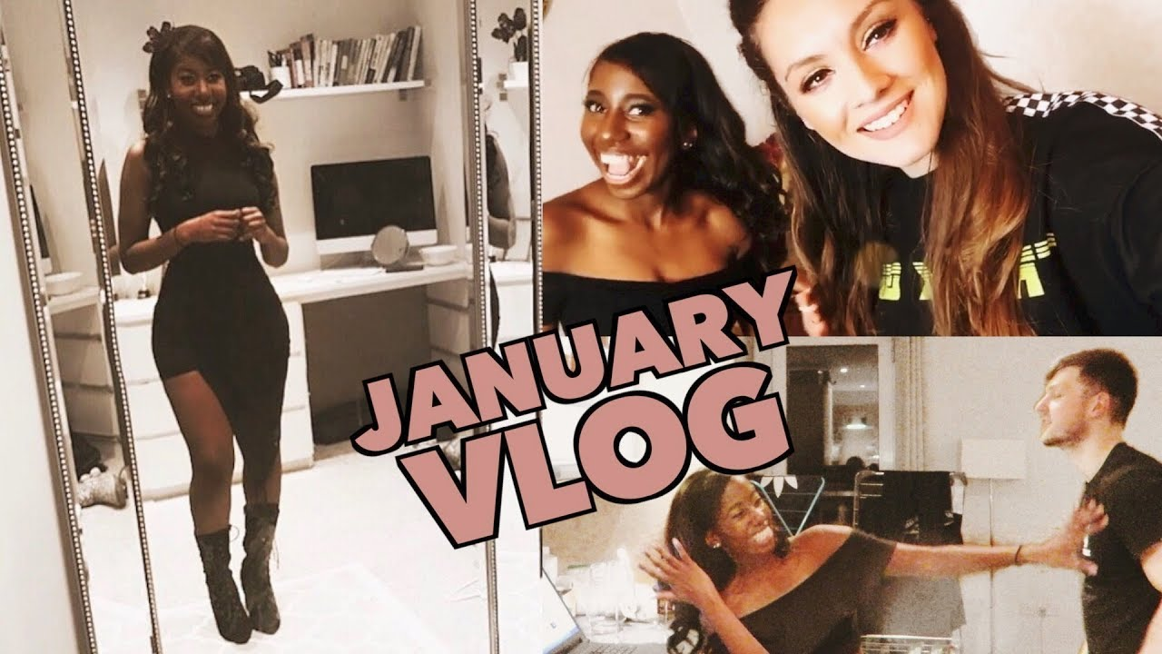 VLOG #9 | WE WENT TO SEE MY EX - YouTube
