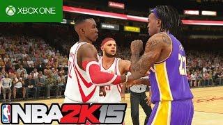 NBA 2K15 - My Career: RATINHOOOO!!!!!!!!!!! [Xbox One]