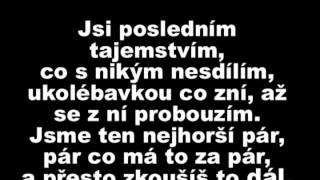 Slza - Celibát (Text)