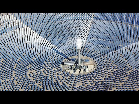 How CSP Works? | concentrating Solar Thermal Power