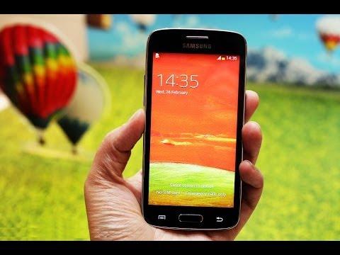 Samsung Galaxy Core LTE Hands-on