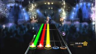 Guitar Hero 5 - You Give Love a Bad Name 100% FC (Expert Guitar)
