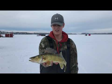 Gull Lake 2019 Ice Fishing