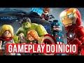 LEGO Avengers / LEGO Marvel Vingadores | Gameplay do Início (XBOX ONE Gameplay PT-BR Português)