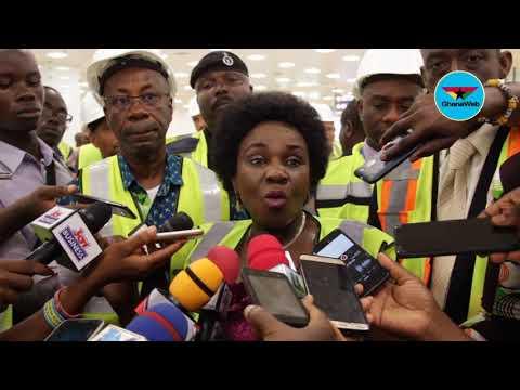 Terminal 3 facility to make Ghana Africa's aviation hub - Aviation Minister