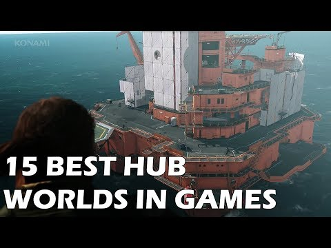 15 Ultimate Hub Worlds In Video Games You NEED To Experience