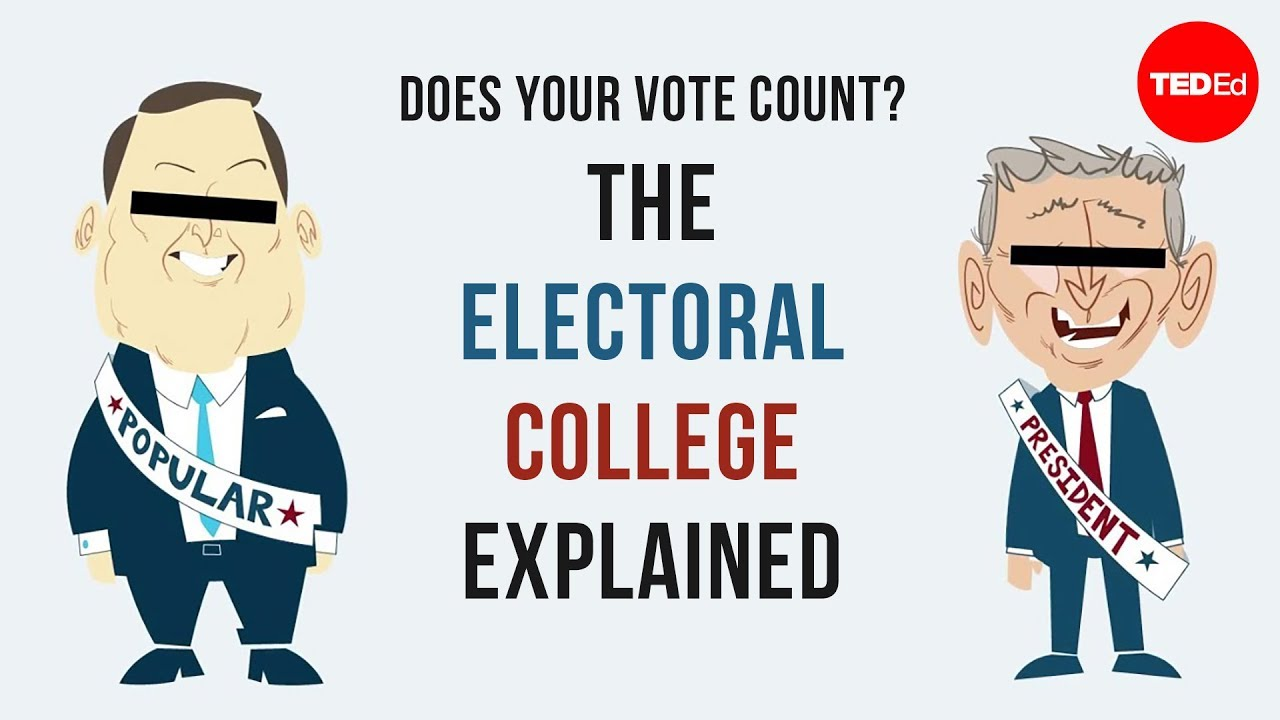 English Extended Essay Topics Does Your Vote Count The Electoral College Explained  Christina Greer High School Persuasive Essay Examples also Critical Essay Thesis Statement Does Your Vote Count The Electoral College Explained  Christina  Healthy Eating Essay