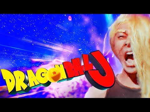 DRAGON BALL J | a spoof by Jaby Koay