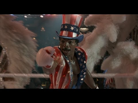 Rocky 4  Living In America
