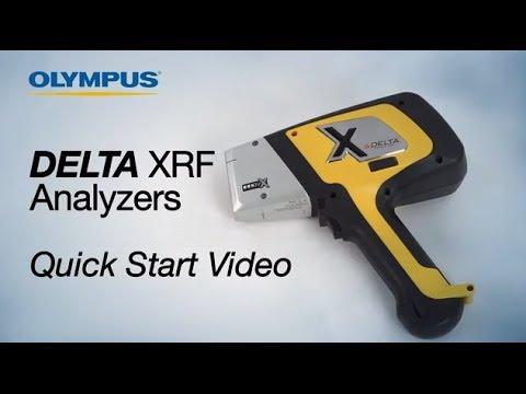 DELTA XRF Analyzer Quick Start Tutorial