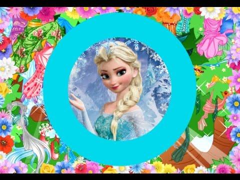 Мультики про принцесс 💖 Принцесса Эльза собирается на вечеринку! Cartoons about princesses