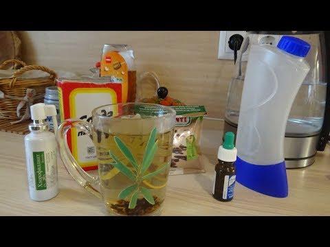Как уменьшить аденоиды в домашних условиях