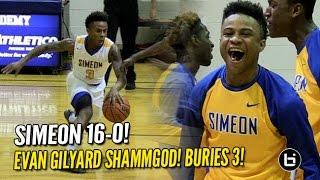Simeon Stays UNDEFEATED On Evan Gilyard
