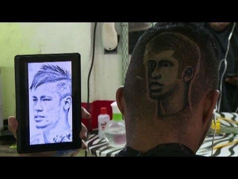 Taglio capelli neymar 2018