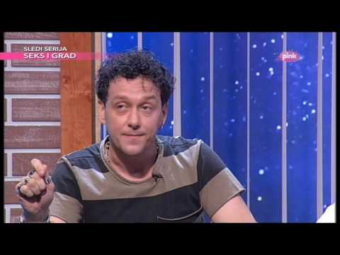 Ami G Show S08 - Dzenan Loncarevic i Ognjen pricaju viceve/anegdote