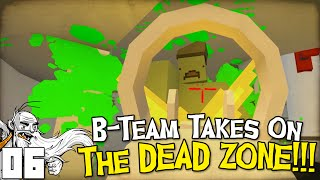 "GangZ Unturned Gameplay - ""B-Team Takes On THE DEAD ZONE!!!"" - Unturned PvP Multiplayer"