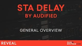 sta delay by audified summing tube amplifier