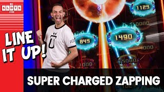 ⚡ SUPER Charged ZAPPING 💰 $1500 @ San Manuel Casino ✪ BCSlots (S. 18 • Ep. 2)
