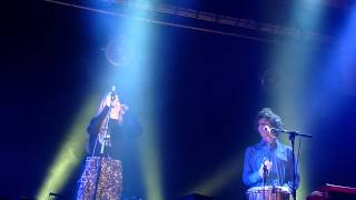 2 London Grammar Darling Are You Gonna Leave Me the troxy 05 03 14