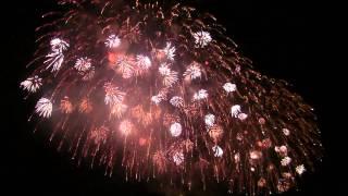 2010 大曲全国花火競技大会 大会提供花火 「挑戦」