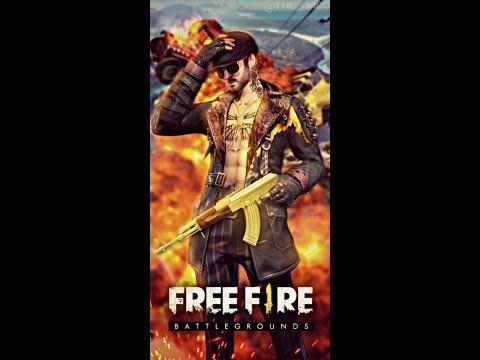 free fire gaming designer, concept Artist, programmer details for Rampage Event