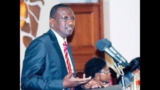 DP William Ruto\'s speech at the burial of Joseph Kamaru
