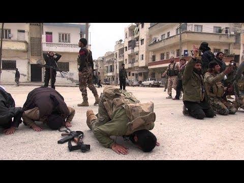"""من صناعة """"كعكة الانتصار والتحرير"""" إلى صناعة الاقتتال بينهما """"أحرار وتحرير الشام"""""""
