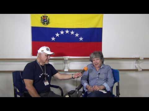 America Alonso y su testimonio de Julio16J