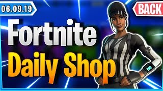 🏈 FOOTBALL SKINS AGAIN IN SHOP 🛒 - Fortnite Daily Shop (6 septembre 2019)