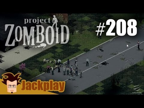 Project Zomboid, S1E208 : Migration (Build 38.22, Let's play FR)