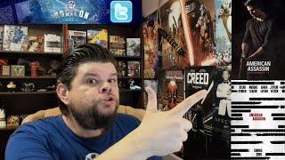 """American Assassin"" Teaser Trailer Reaction Review (no PiP)"