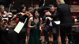 Frühlingsstimmen Op 410. - Soprano Eunsie Hong