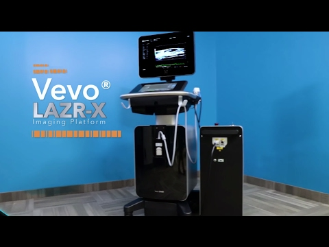 Vevo LAZR-X High Resolution Multi-modal In vivo Imaging Platform